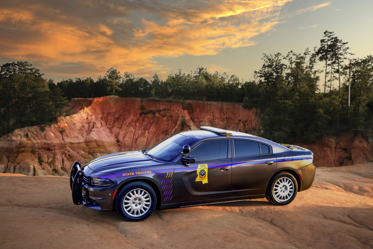<strong>Mississippi Highway Patrol</strong>