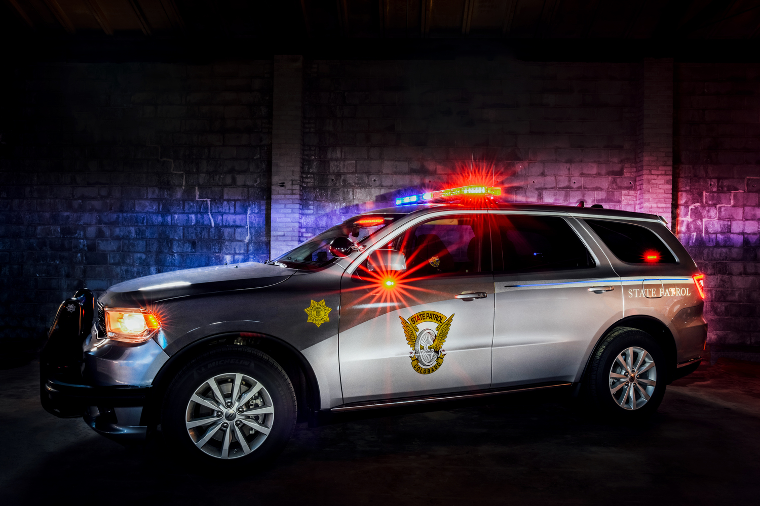 <strong>Colorado State Patrol</strong><br><br>
