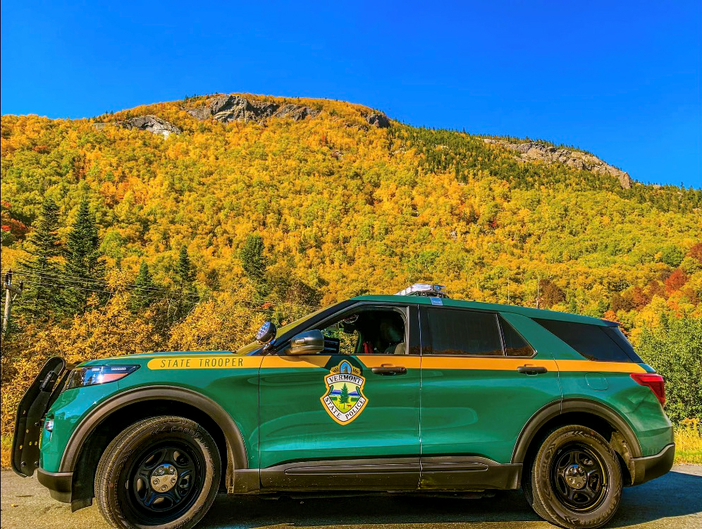 <strong>Vermont State Police</strong>