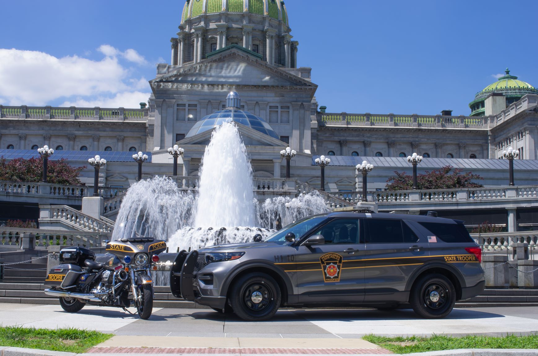 <strong>Pennsylvania State Police</strong>