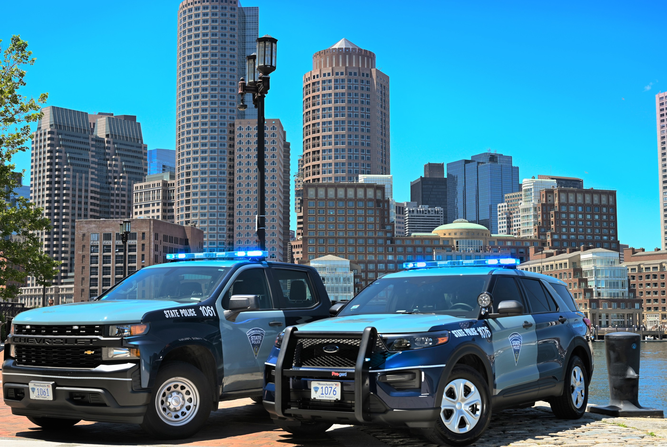 <strong>Massachusetts State Police</strong>