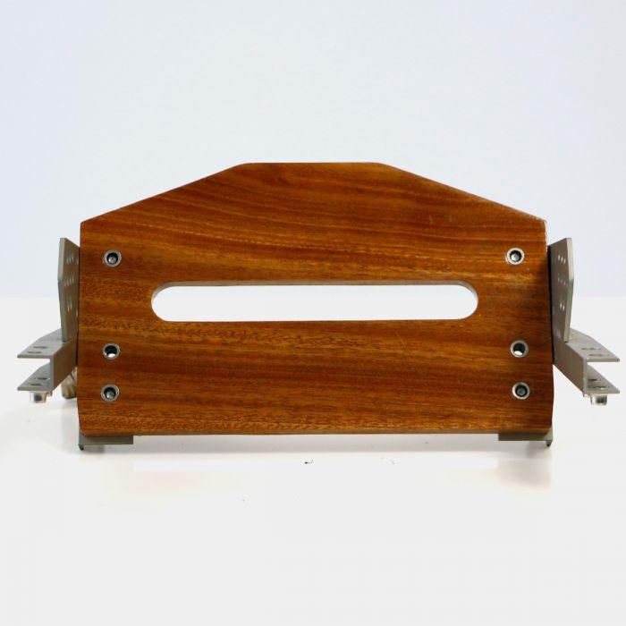 Half foot plate - tiller