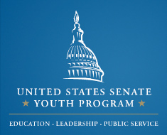 United States Senate Youth Program logo