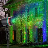 Colourful projector lights