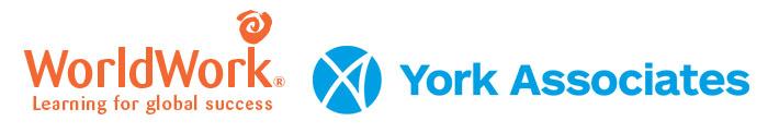 WorldWork & York Associates Partnership :logo