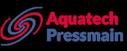 Aquatech Pressmain Logo