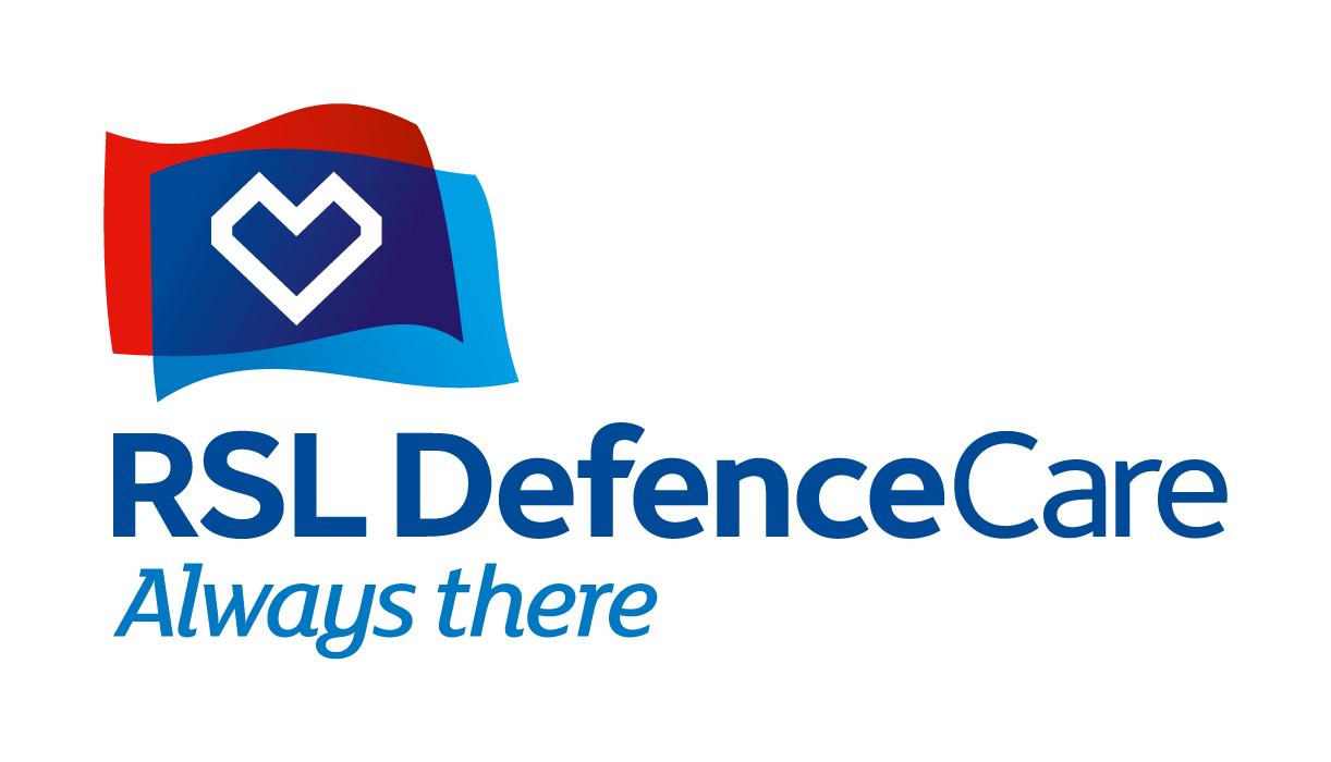 RSL DefenceCare logo