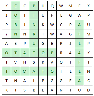 Word Search Puzzles Survey