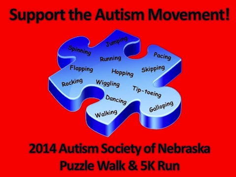 Choice I:  Support Autism Movement
