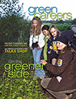Green Careers Journal summer 2012 cover
