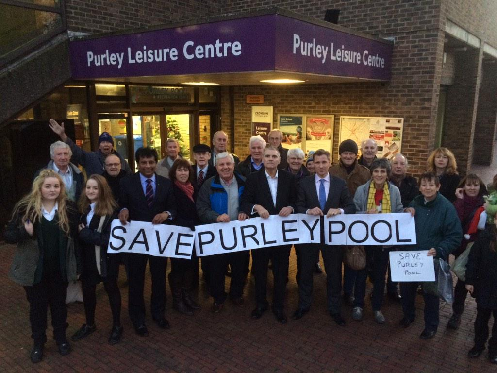 Save Purley Pool Survey