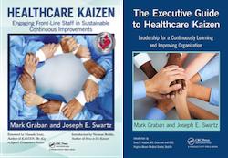 Books by Mark Graban and Joseph E. Swartz: