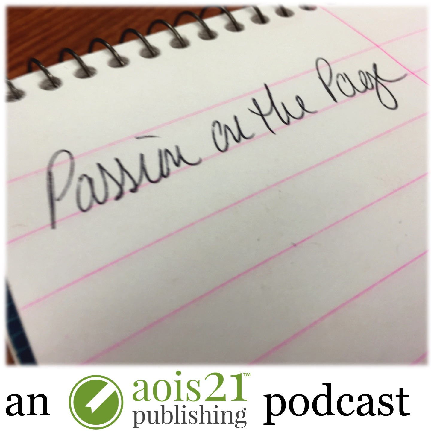 The Passion on the Page Podcast