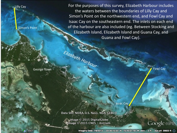 Elizabeth Harbour Map
