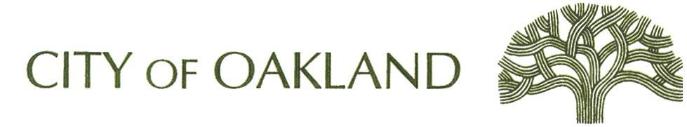 City of Oakland, California