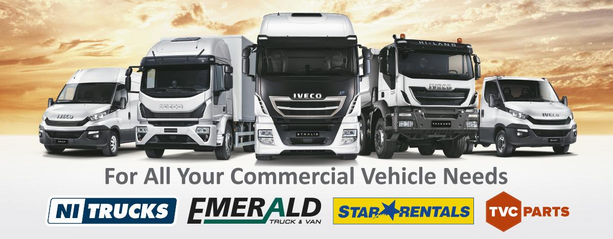 NI Trucks Logo