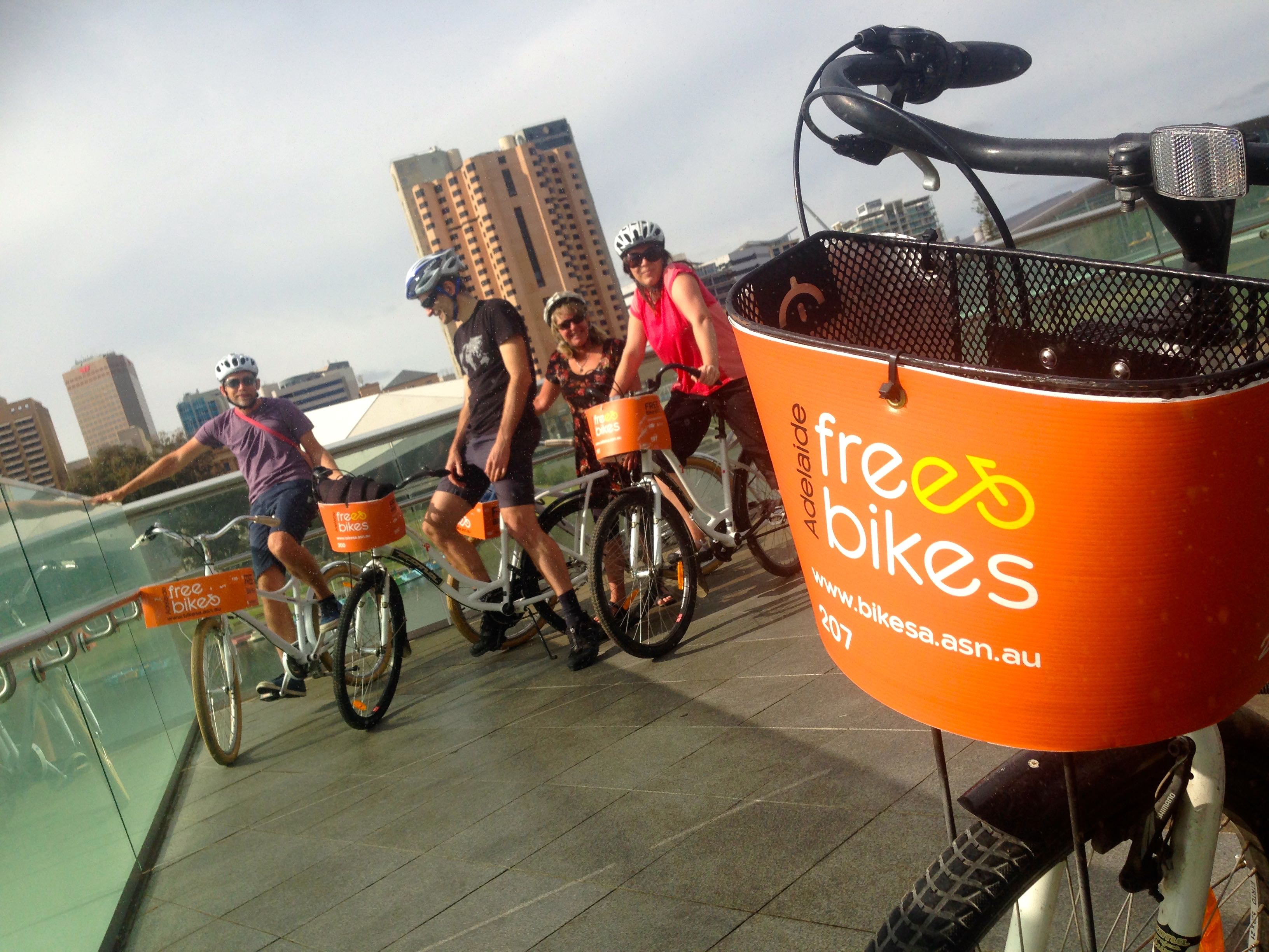 Image result for adelaide free bikes