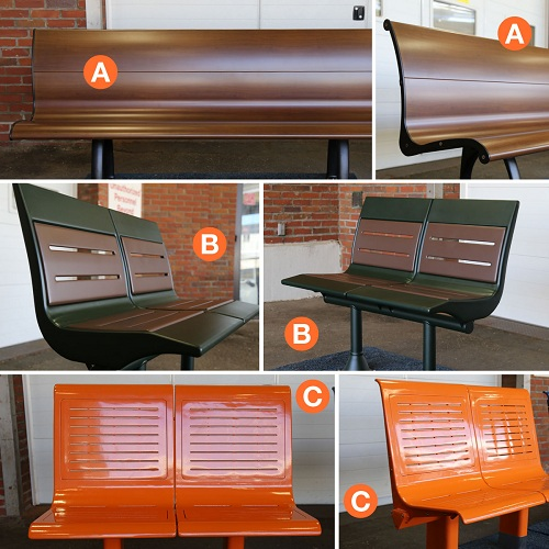 Help The DOT Pick New Seating For Staten Island Ferry