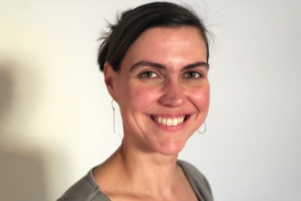 Myriam Bérubé, conseillère en planification et développement au service d'allocation et d'analyse sociale à Centraide du Grand Montréal.