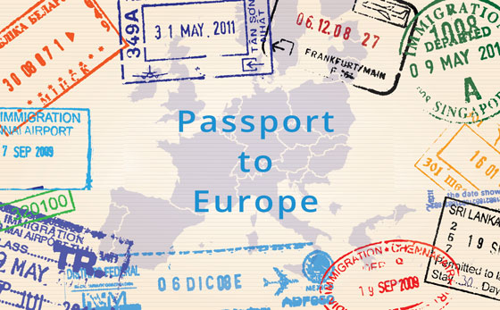 Image result for passport to europe