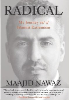 <strong>Radical: My Journey Out of Islamist Extremism by Maajid Nawaz with Tom Bromley</strong> chronicles the life of the former high-ranking member of a London-based Islamist group. Nawaz was setting up satellite groups in Pakistan, Denmark, and Egypt when he was rounded up in the aftermath of 9/11 along with many other radical Muslims. After spending five years in an Egyptian prison, he came out completely changed. Convinced that his entire belief system had been wrong, and determined to do something about it, he began a campaign to reverse extremism around the world.