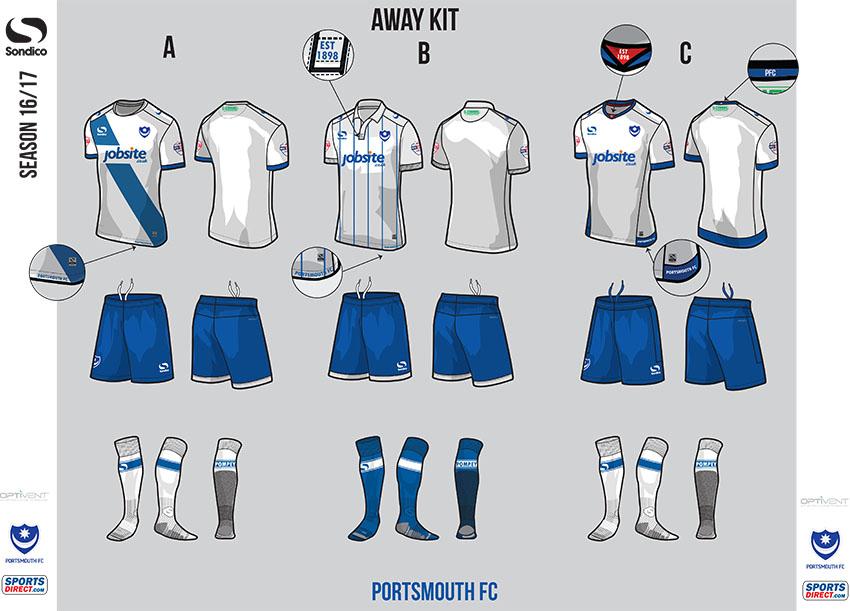 Away Kit 2016-17