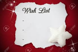 What 5 Things Would Be On Your Wish List