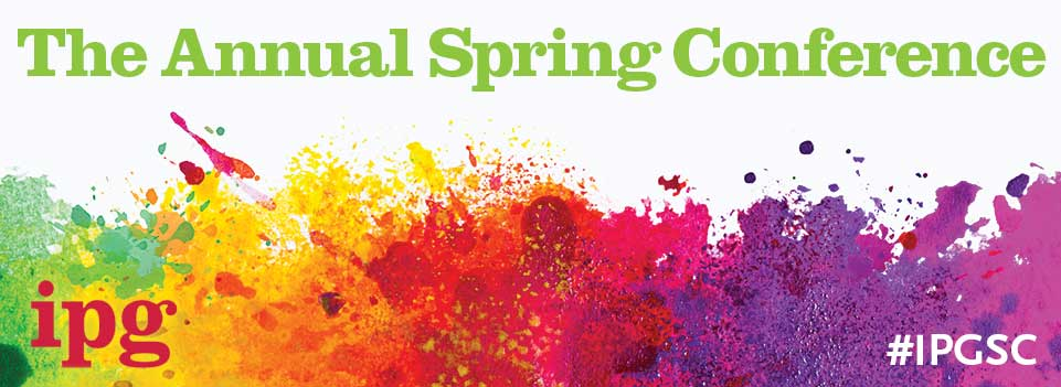 The IPG Annual Spring Conference