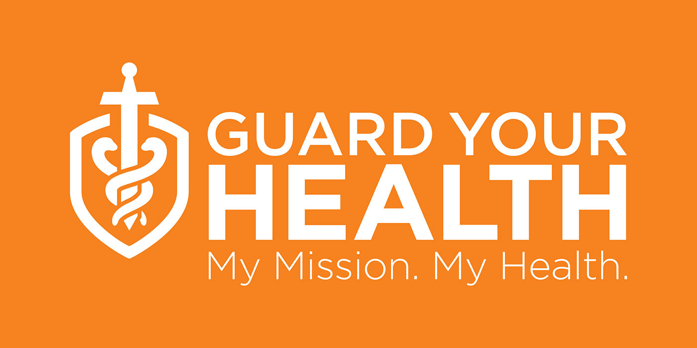 Guard Your Health logo