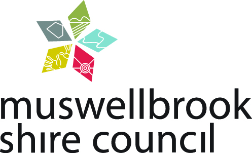 Muswellbrook Shire Council logo