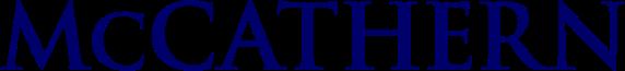 McCathern Law Firm Logo