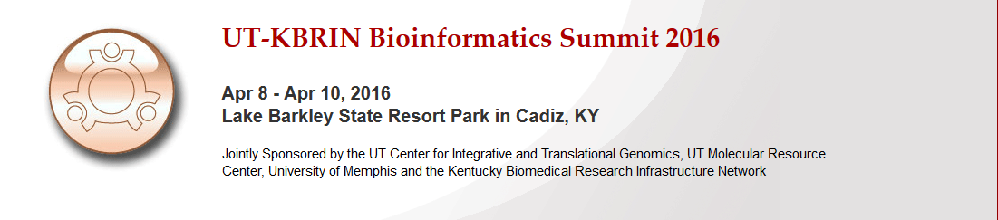 2016 UT-KBRIN Bioinformatics Summit