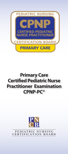 <strong>Advanced Practice Exam Brochures: Certified Pediatric Nurse Practitioner - Primary Care</strong><br><br>Offers exam candidates a concise overview of eligibility requirements, the application process, and other important details.