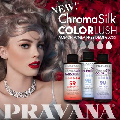 27 FREE PRAVANA Chroma Silk Co...