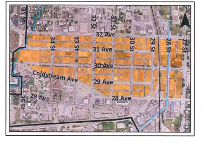 """<span style=""""color: #000000;"""">For your reference, below is a map of the Downtown Core:</span>"""