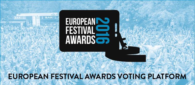 The European Festival Awards 2016 Voting Platform Survey