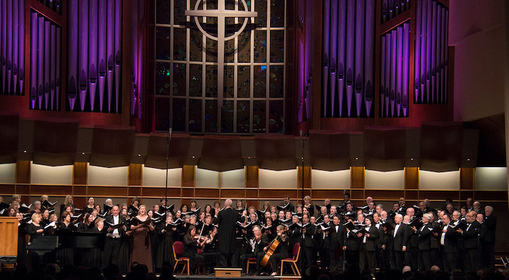 Stained Glass Rutter Requiem Concert - Oct. 24,...
