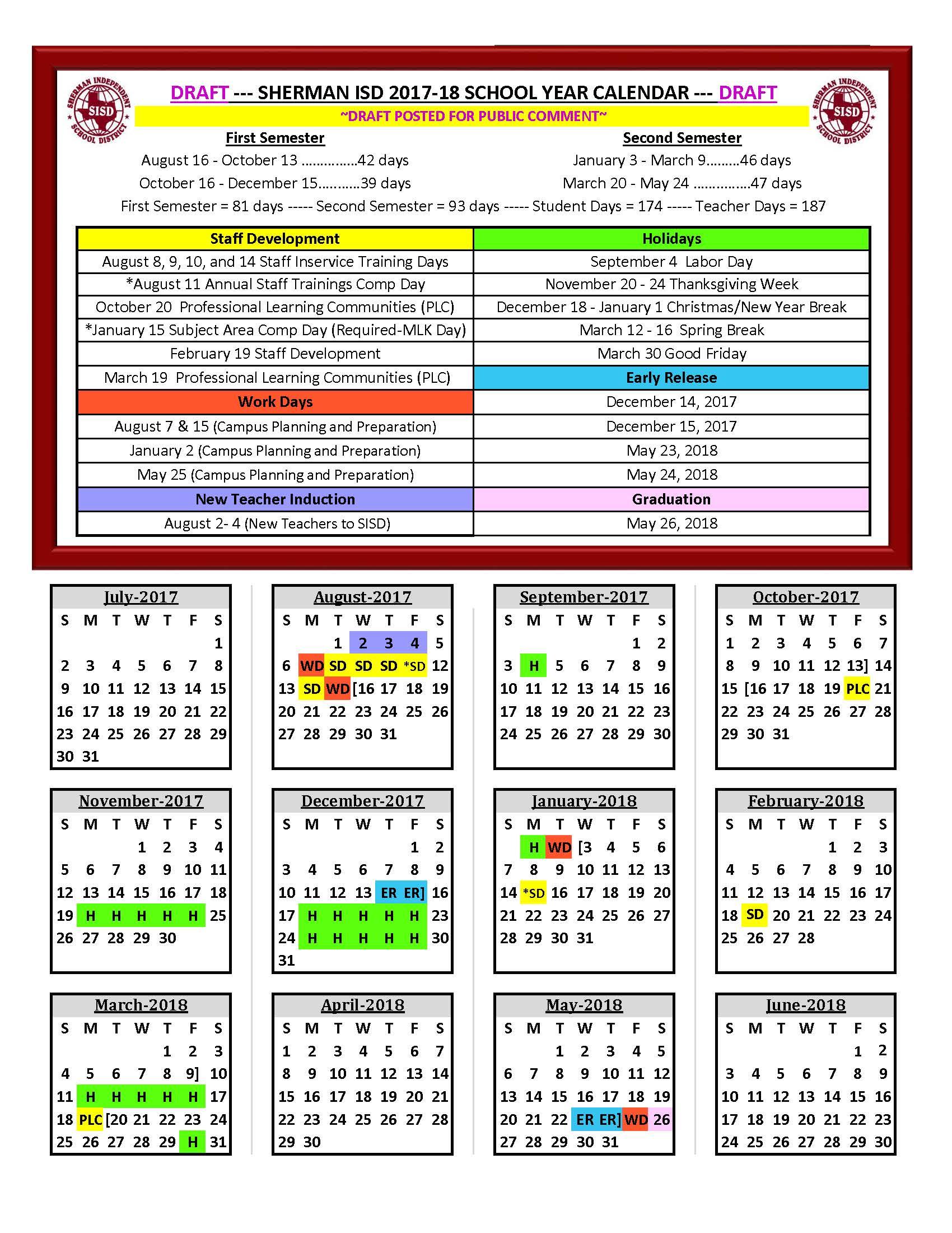 School Year Calendar : Proposed school year calendar survey