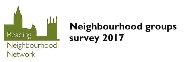 Your network needs you! RNN Neighbourhood Groups survey 2017